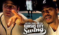 Satchel Paige and the Kansas City Swing
