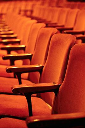 Houston Theatre Seating Charts