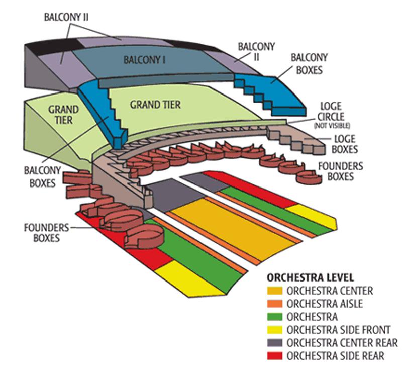 charlotte metro credit union amphitheatre seating chart